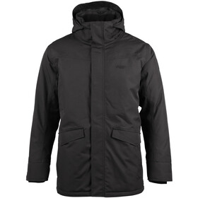 North Bend City Parka Hombre, black